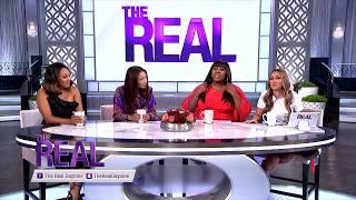 Tuesday on 'The Real': Daniel Ezra