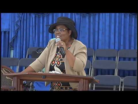 Bethel Sunday Morning Service 21.6. 2020 Service #2 part 2 Message by Missionary Grace-Ann McDonald