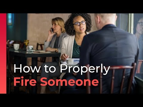 How to Fire Someone The Right Way in 8 Steps  Brian Tracy