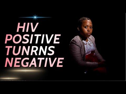 Striking Testimony: HIV Positive Turns Negative