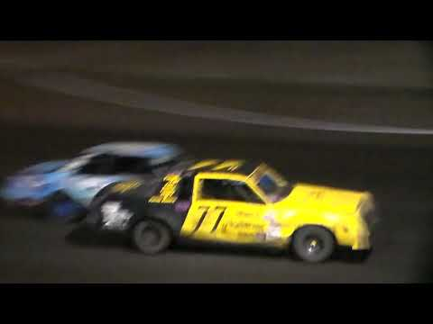 Hobby Stock Amain @ Hancock County Speedway 05/18/18 - dirt track racing video image
