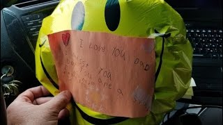 Deputy finds heartbreaking balloon message