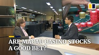 Investment analyst sees Macau casino stocks as a good bet