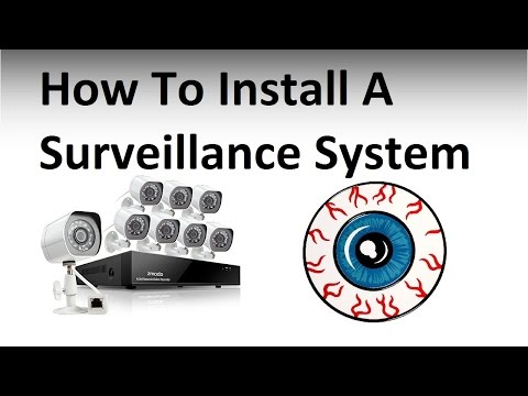 How to install a Security Camera Surveillance System - UCnrg9RVm6Jld35j-Q6N1p8w