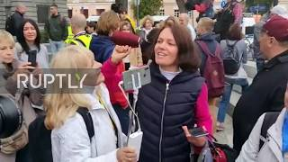 Russia: Dozens join unauthorized protests in support of disqualified Moscow City Duma candidates
