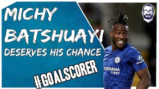 Why Won't Frank Lampard Select Michy Batshuayi?