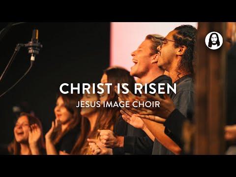 Christ is Risen  Jesus Image Choir