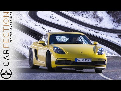 Porsche 718 Cayman GTS: Did We Find The Greatest Road In The World? - Carfection - UCwuDqQjo53xnxWKRVfw_41w