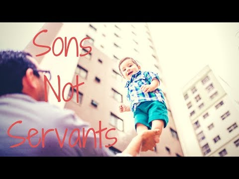 Sons, Servants, & Rubbing In The Oil  Garden Story ~ Ep. 10