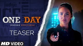 Video Trailer One Day: Justice Delivered