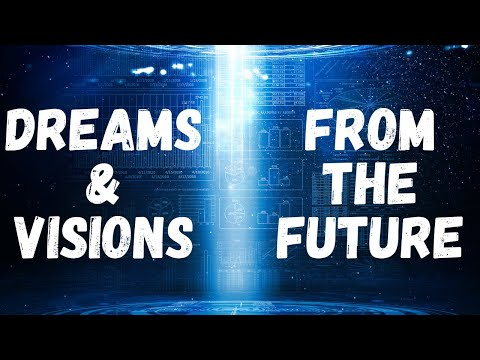 Dreams & Visions From The Future (Day 24)  INTO THE DAY ~ Ep. 53