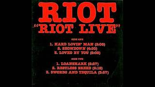 Loved By You (Riot Live)