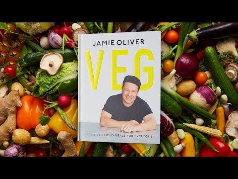 My New Book VEG 🥑🍆 🌽 🥕   Jamie Oliver
