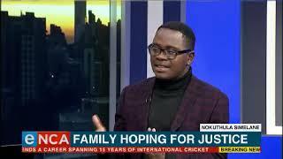 Nokuthula Simelane family hoping for justice