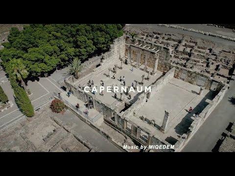 CAPERNAUM // where Jesus raised a girl to life
