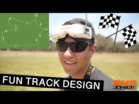 FPV Drone Racing - Fun Training Track Design #01 - UCOT48Yf56XBpT5WitpnFVrQ