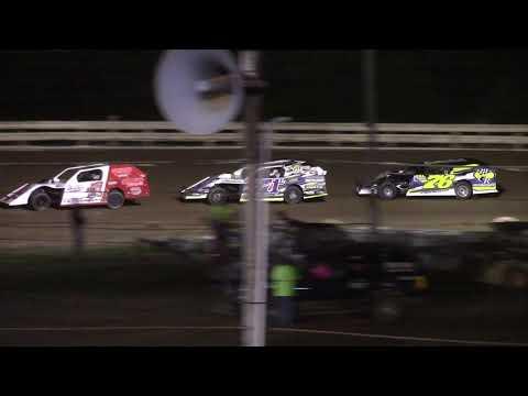 Hummingbird Speedway (8-14-21): Close Racing Supply Economod Feature - dirt track racing video image