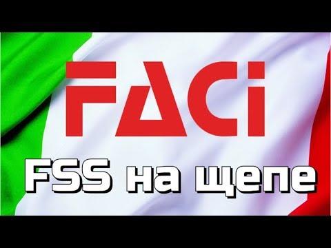 Пеллетные котлы FACI FSS