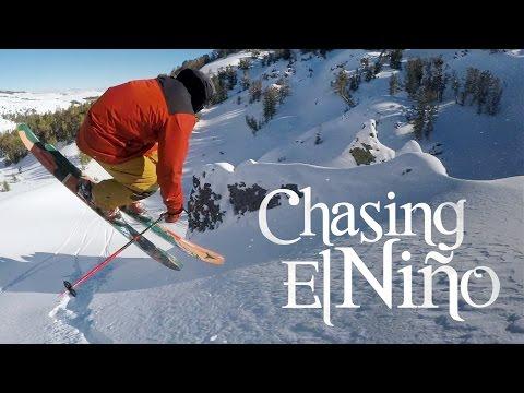 """GoPro Ski: Chasing El Niño with Chris Benchetler – Ep. 1 """"California's Comeback"""""""