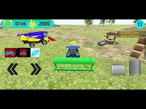 Tractor Driving 2019(By Hit Game Planet) Android Gameplay[HD]