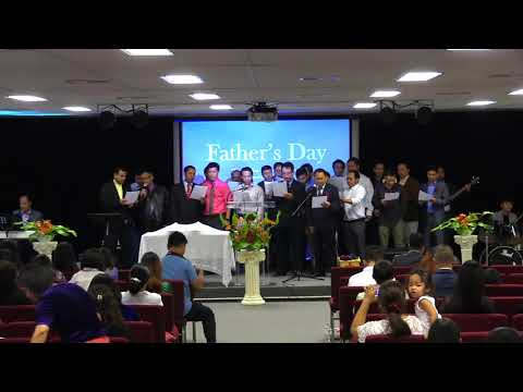 FATHER'S DAY 2019  PA PAWL GROUP SONG