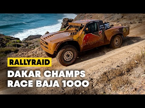 Dakar Rally Champions Take On The 2019 Score Baja 1000 Desert Race - UC0mJA1lqKjB4Qaaa2PNf0zg