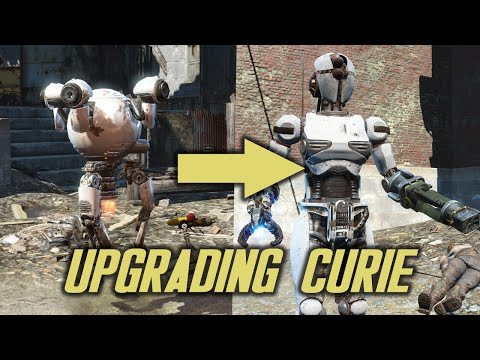 Fallout 4 - Automatron - Upgrading Curie into Assaultron - UCZMG7O604mXF1Ahqs-sABJA