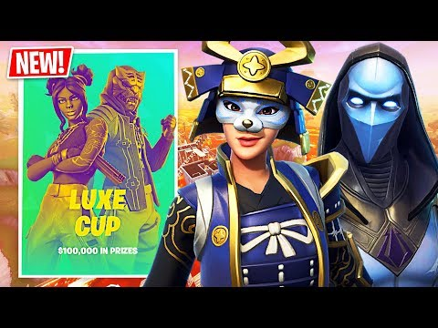 $100,000 Luxe Cup Finals! (Fortnite Battle Royale) - UC2wKfjlioOCLP4xQMOWNcgg