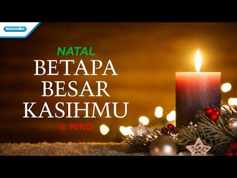 Ir. Niko - Betapa Besar KasihMu (with lyric)