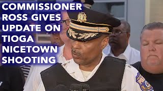 Philadelphia Police Commissioner Richard Ross provides update on active shooter incident
