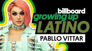 Pabllo Vittar Talks Churros, Brazilian Dancing & Her First Time Wearing Makeup | Growing Up Latino