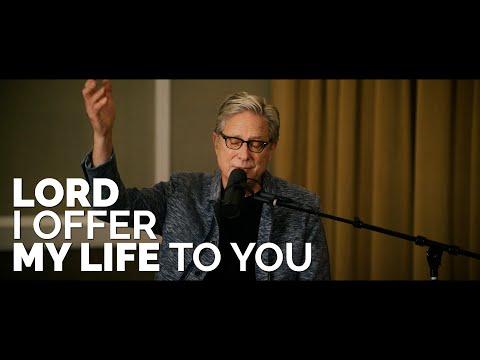 I Offer My Life - Don Moen  An Evening of Hope Concert