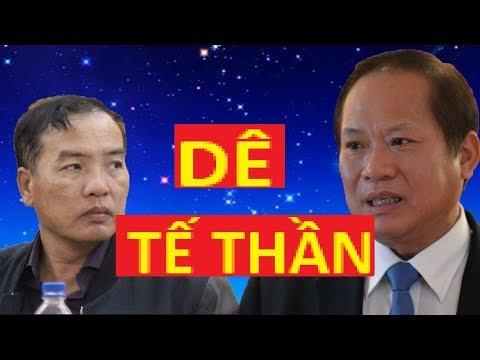 Hai con dê tế thần thế mạng cho Trương Minh Tuấn là ai ?