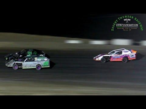 Desert Thunder Raceway 305 Modified Main Event 9/25/21 - dirt track racing video image