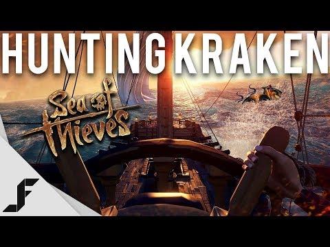 HUNTING THE KRAKEN - Sea of Thieves - UCw7FkXsC00lH2v2yB5LQoYA