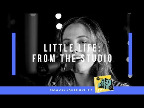 Little Life (For You Jesus) - Live From the Studio