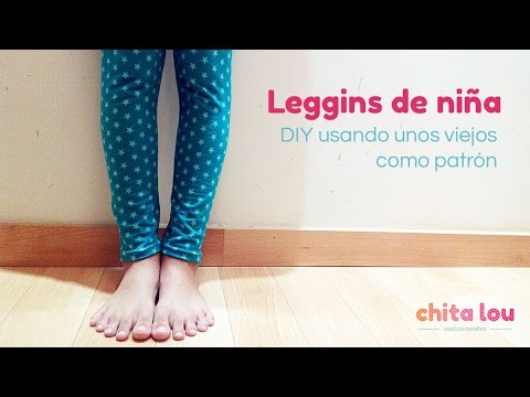 Leggins de niña DIY - UCdliyWlF1llc3uowGr4C-4Q