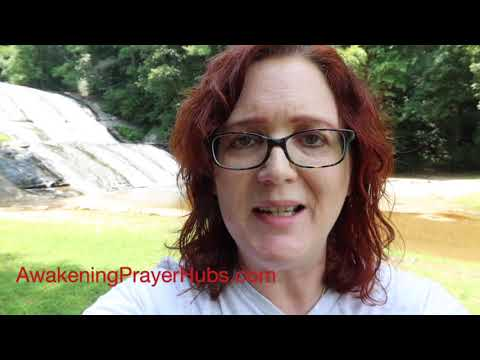 A Prayer Revelation at Moravian Falls