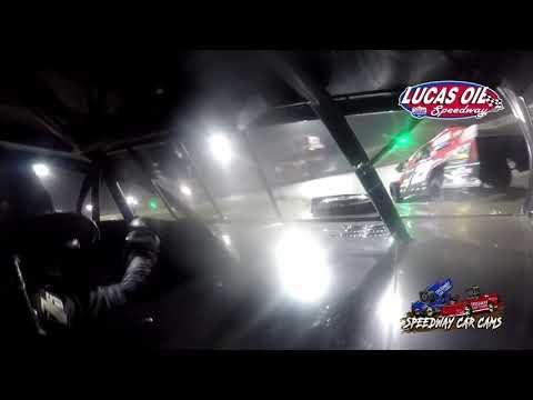 #91 Joe Duvall - USRA Modified - 10-7-2021Lucas Oil Speedway - In Car Camera - dirt track racing video image