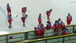 Feb 14, 2019 EYOF U17: Bronze Game. Finland 3-1 Russia