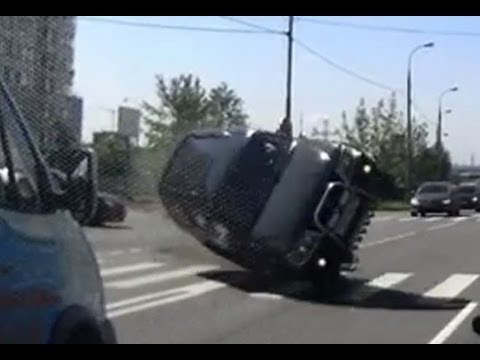 Cars on the road Compilation May 2013 (5)