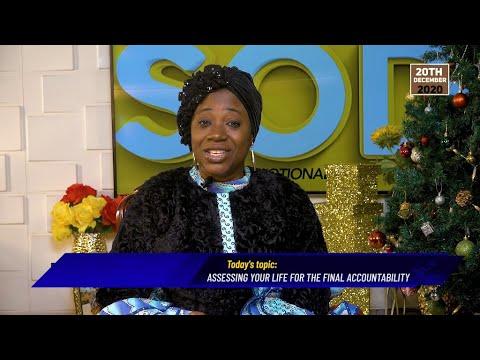 Dr Becky Paul-Enenche - SEEDS OF DESTINY  SUNDAY DECEMBER 20, 2020