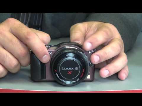 Videorecenze Panasonic Lumix DMC-GF5 tělo