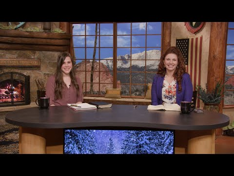 Charis Daily Live Bible Study: A New Thing for the New Year - Carrie Pickett - January 8, 2021