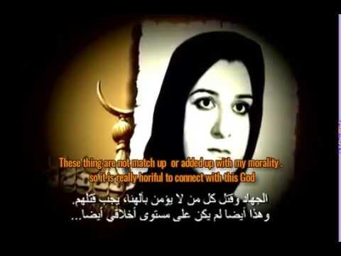 Arab Sunni Muslim girl met Lord Jesus...Testimony