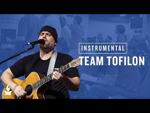 (Instrumental) Team Tofilon -- The Prayer Room Live Moment