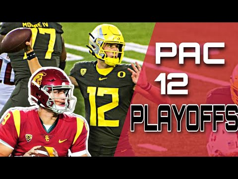 Can USC or Oregon make the College Football Playoffs? PAC 12 Collision Course!