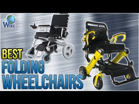 10 Best Folding Wheelchairs 2018 - UCXAHpX2xDhmjqtA-ANgsGmw
