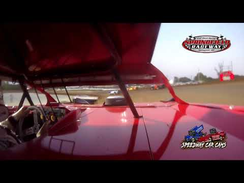 #L19 Kenny Shelton - Cash Money Late Model - 9-5-2021 Springfield Raceway - In Car Camera - dirt track racing video image