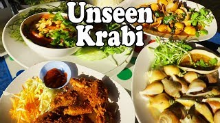 Krabi Thailand: Unseen Krabi. An Amazing Resort, Great Restaurants and a Thai Food Market